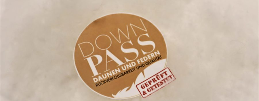 Sanders-Kauffmann now also certified with Downpass