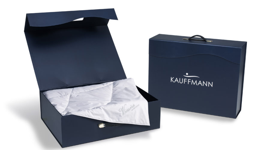 10 ans de production de couettes chez Sanders-Kauffmann